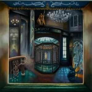 The Savoy -  - Lee Campbell