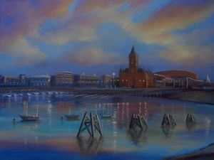 Cardiff Bay - Lee Campbell