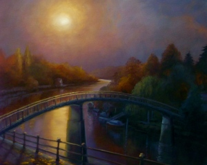 Eel Pie Autumn - Lee Campbell