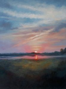 Melinda's Sunset - Lee Campbell