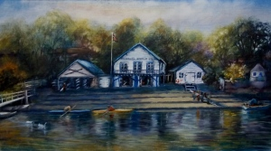 Rowing Club - Lee Campbell