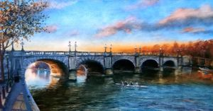 Kingston Bridge - Lee Campbell