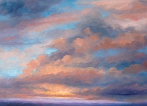 Clouds 1 - Lee Campbell