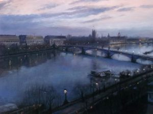Thames Dawn - Lee Campbell