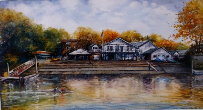 Twickenham Rowing Club - Lee Campbell