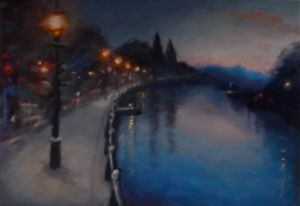Twickenham Lights - Lee Campbell
