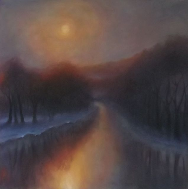 Winter Glow - Lee Campbell