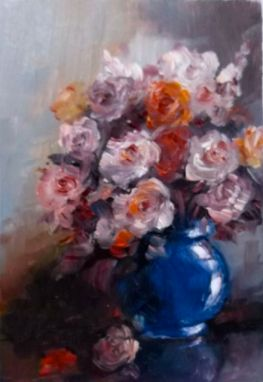 Miniature Roses - Lee Campbell