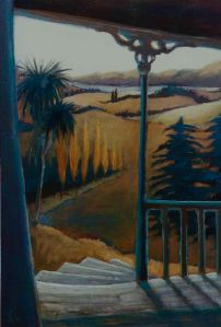 Verandah - Lee Campbell
