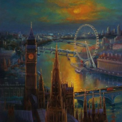 'Waterloo Sunset' - Lee Campbell