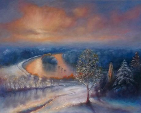 'Richmond December' - Lee Campbell